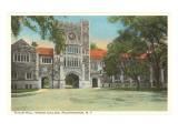 Vassar College, Poughkeepsie, New York Poster