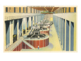 Boulder Dam Power House, Nevada Posters