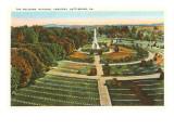 National Cemetery, Gettysburg, Pennsylvania Prints