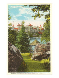 Mohonk Mountain House, Mohonk Lake, New York Prints