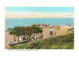 Beach, Painesville, Ohio Prints