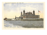 Ellis Island, New York City Posters
