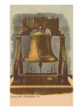 Liberty Bell, Philadelphia, Pennsylvania Posters