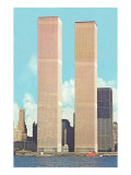 Le World Trade Center, New York City Affiches