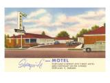 Shangri-La Motel, Portland, Oregon Posters