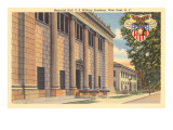 Memorial Hall, West Point, New York Prints