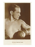 Richard Barthelmess with Boxing Gloves Poster