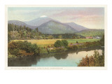 Whiteface, Lake Placid, New York Poster