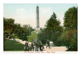 Cleopatra's Needle, Central Park, New York City Posters