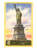 Statue of Liberty, New York City Posters