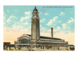 West Side Market House, Cleveland, Ohio Prints