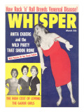 Whisper, Hollywood Gossip Prints