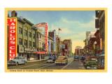 Virginia Street, Reno, Nevada Posters