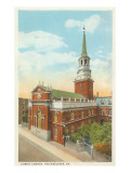 Christ Church, Philadelphia, Pennsylvania Posters