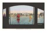 White Elephant, Nantucket, Massachusetts Print