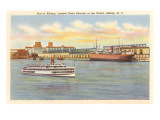 Port of Albany, New York Prints