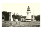 Umpqua Lighthouse, Oregon Coast Prints