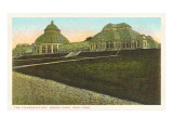 Conservatory, Bronx Park, New York City Posters