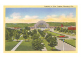 Union Terminal, Cincinnati, Ohio Prints