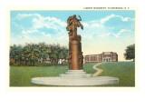 Liberty Monument, Ticonderoga, New York Posters