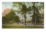Wyoming Valley Hotel, Wilkes-Barre, Pennsylvania Posters