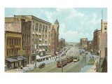 Main Street, Akron, Ohio Prints
