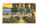 Scaroon Manor, Adirondacks, New York Posters