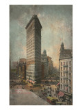 Fuller (Flatiron) Building, New York City Prints