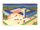 Men's Apparel Building, New York World's Fair, 1939 Prints