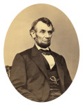 Photographic Portrait of Lincoln Posters