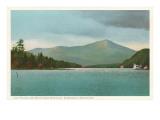 Whiteface Mountain, Lake Placid, New York Kunstdrucke