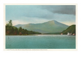 Whiteface Mountain, Lake Placid, New York Prints