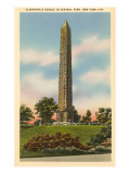 Cleopatra's Needle, Central Park, New York City Print