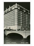 Hotel Mapes, Reno, Nevada Prints