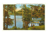 Lake near Mt. Gretna, Pennsylvania Prints