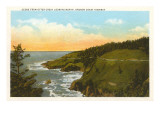 Otter Crest, Oregon Coast Highway Prints