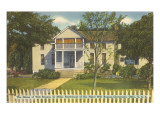 Will Rogers Home, Claremore, Oklahoma Print