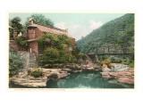 Artist's Studio, Palenville, Catskills, New York Prints