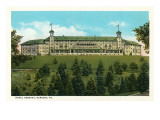 Hotel Hershey, Pennsylvania Prints