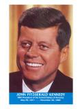 John Fitzgerald Kennedy Print