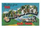 Greetings from the Catskill Mountains, New York Posters