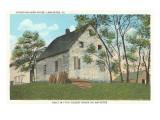 Christian Herr House, Lancaster, Pennsylvania Posters