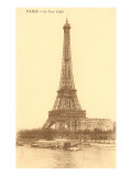 Eiffel Tower, Paris Print
