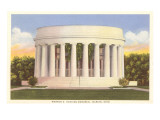 Harding Memorial, Marion, Ohio Prints