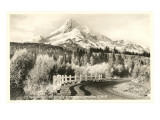 Snow-Capped Mt. Hood, Oregon Posters