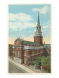 Christ Church, Philadelphia, Pennsylvania Print