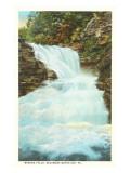 Winona Falls, Delaware Water Gap, Pennsylvania Posters