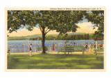 Chautauqua Lake, New York Prints