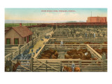 Stockyards, Portland, Oregon Posters