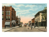 Front Street, Philadelphia, Pennsylvania Prints